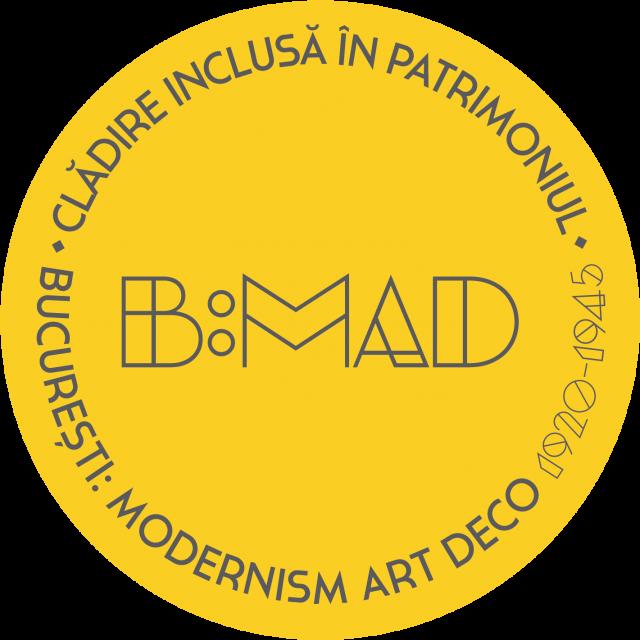 Surprinde Bucureștiul Modernist Art Deco